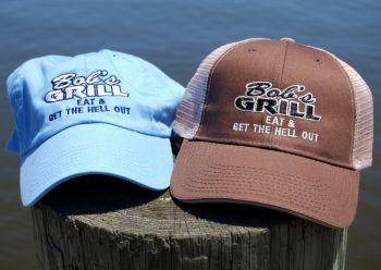 Bob's Grill Outer Banks Restaurant, Hats & Visors