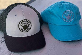 Bonzer Shack Bar & Grill, Bonzer Hats