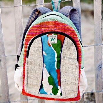 House of Hemp OBX, 100% Pure Hemp Backpack