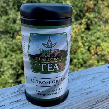 House of Hemp OBX, Steepfuze 180mg Hemp Extract Loose Leaf Tea - 3oz