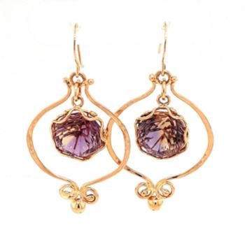 Jewelry By Gail, Ametrine Earrings