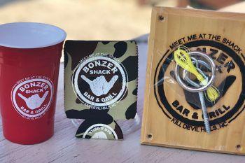 Bonzer Shack Bar & Grill, Bonzer Souvenirs
