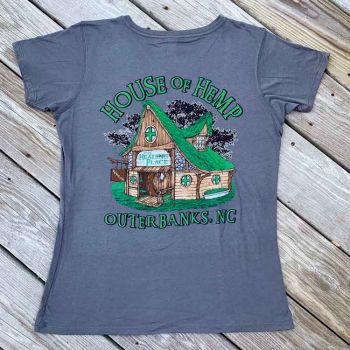House of Hemp OBX, House of Hemp OBX T-Shirts
