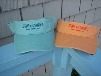 Sam & Omie's Restaurant, Visors