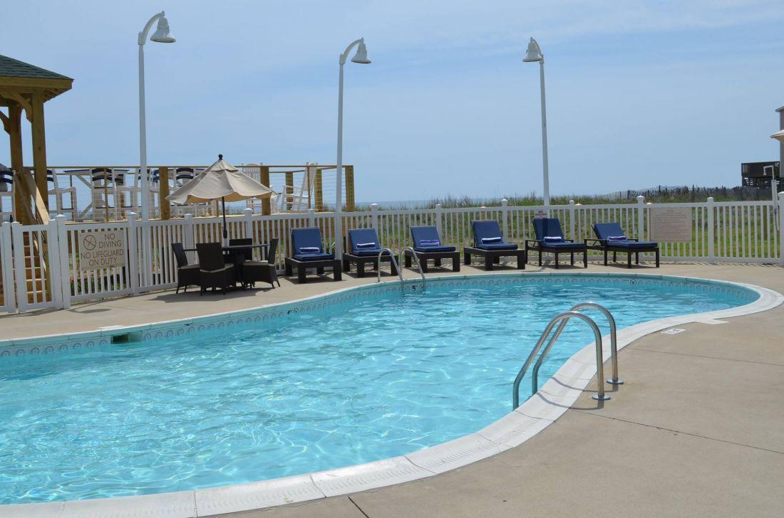 outdoor pool at hilton garden inn outer bankskitty hawk - Hilton Garden Inn Kitty Hawk