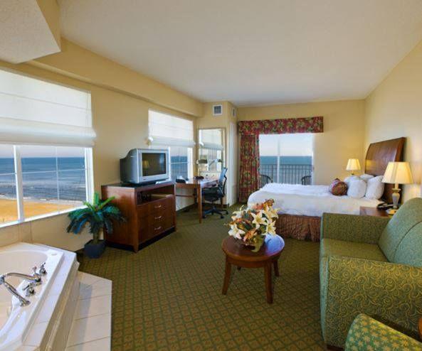 oceanfront suite at hilton garden inn outer bankskitty hawk - Hilton Garden Inn Outer Banks