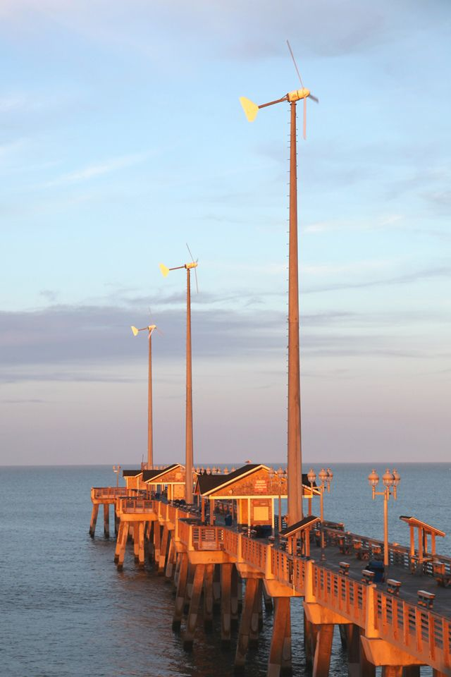 Jennette 39 s pier outer banks nc for Do you need a fishing license on a pier