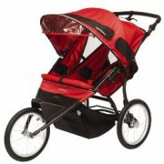 Double jogger for rent at Just For the Beach Rentals