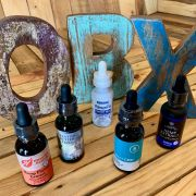 CBD Tinctures at House of Hemp OBX