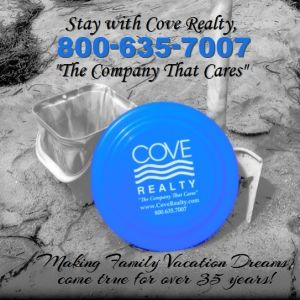 "Stay with Cove Realty ""The Company the Cares"""
