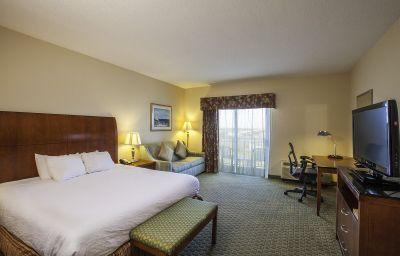 King room at Hilton Garden Inn Outer Banks/Kitty Hawk