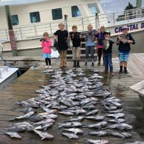 Country Girl Charters, Sea Bass Fishing