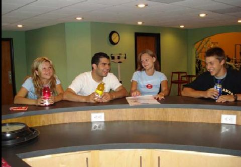 Outer Banks Sports Club, Smoothie Bar for Your Pre and Post Workout Nutrients