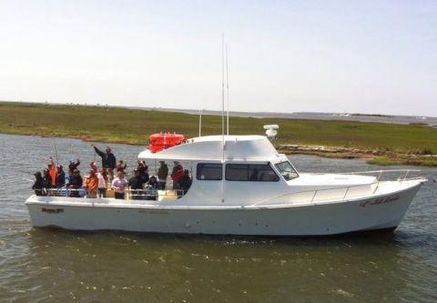 Jill Louise Headboat, Sunset Cruises