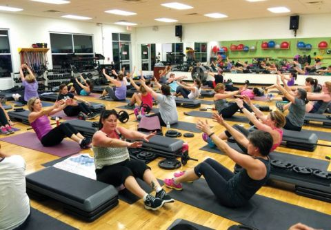 Outer Banks Family YMCA, Take a Fitness Class