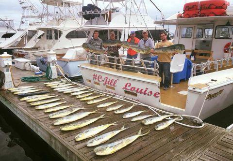 Jill Louise Headboat, Private Charters & Cruises