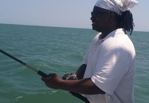 Wanchese Fishing Charters, Half-Day Trip (Evening)