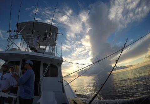 The Hooker, Full-Day Offshore Fishing