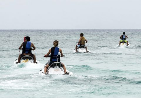 Causeway Watersports, Nags Head Outer Banks, Waverunner Guided Tour