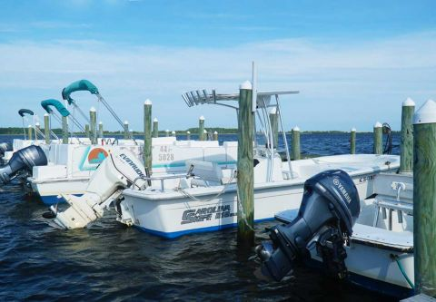 Fishing Unlimited Outer Banks Boating Center, Rent A Pontoon or Power Boat