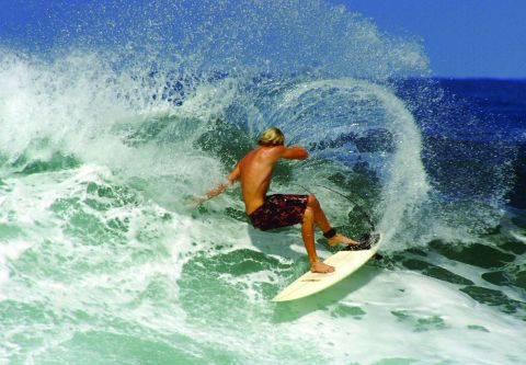 Cavalier Surf Shop, Learn to surf!