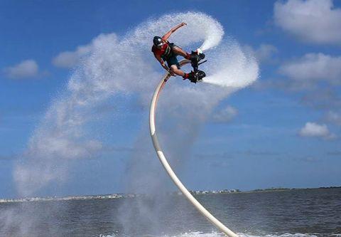 Kitty Hawk Surf Co., FLY LIKE SUPERMAN