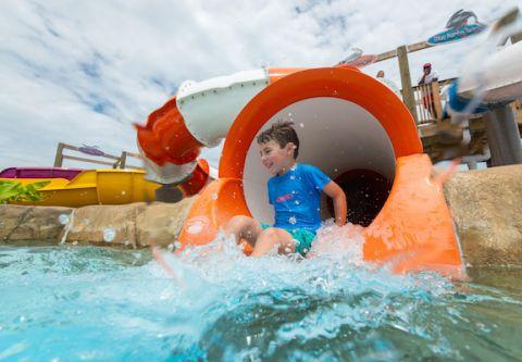 H2OBX Waterpark, Kids Rides