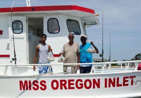 Oregon Inlet Fishing Center, Headboat Fishing