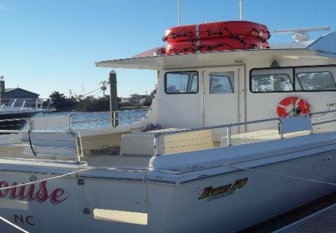 Jill Louise Headboat, Half Day Sound Fishing Trip