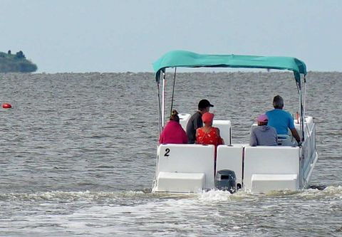 Fishing Unlimited Outer Banks Boating Center, Rent a Boat with Your Crew