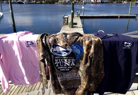 OBX Marina, Stock Up at the Tackle & Ships Store