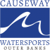 Logo for Causeway Watersports, Nags Head Outer Banks