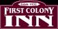 Logo for First Colony Inn