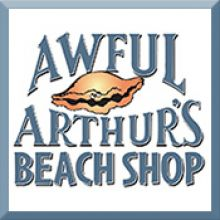 Awful Arthur's Beach Shop